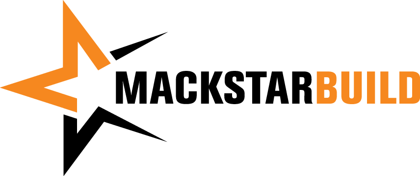 mackstar logo design