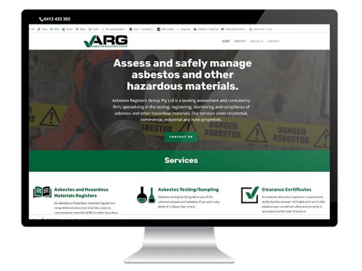 Asbestos Registers Group