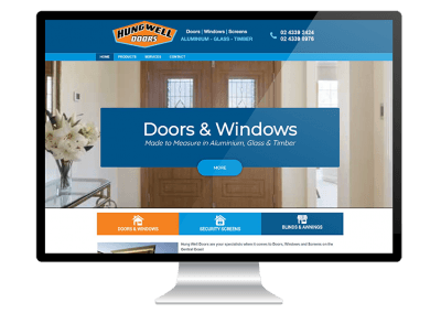 Hung Well Doors & Windows
