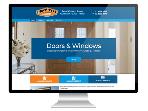 Hung Well Doors & Windows