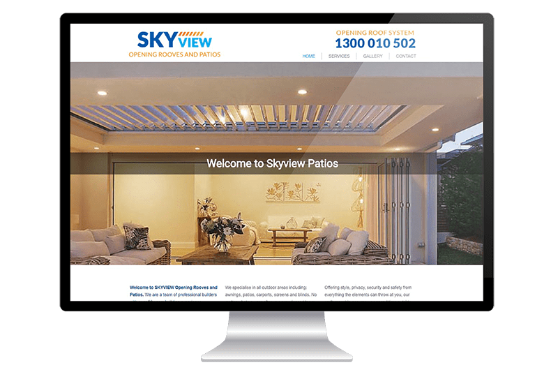 Skyview Patios