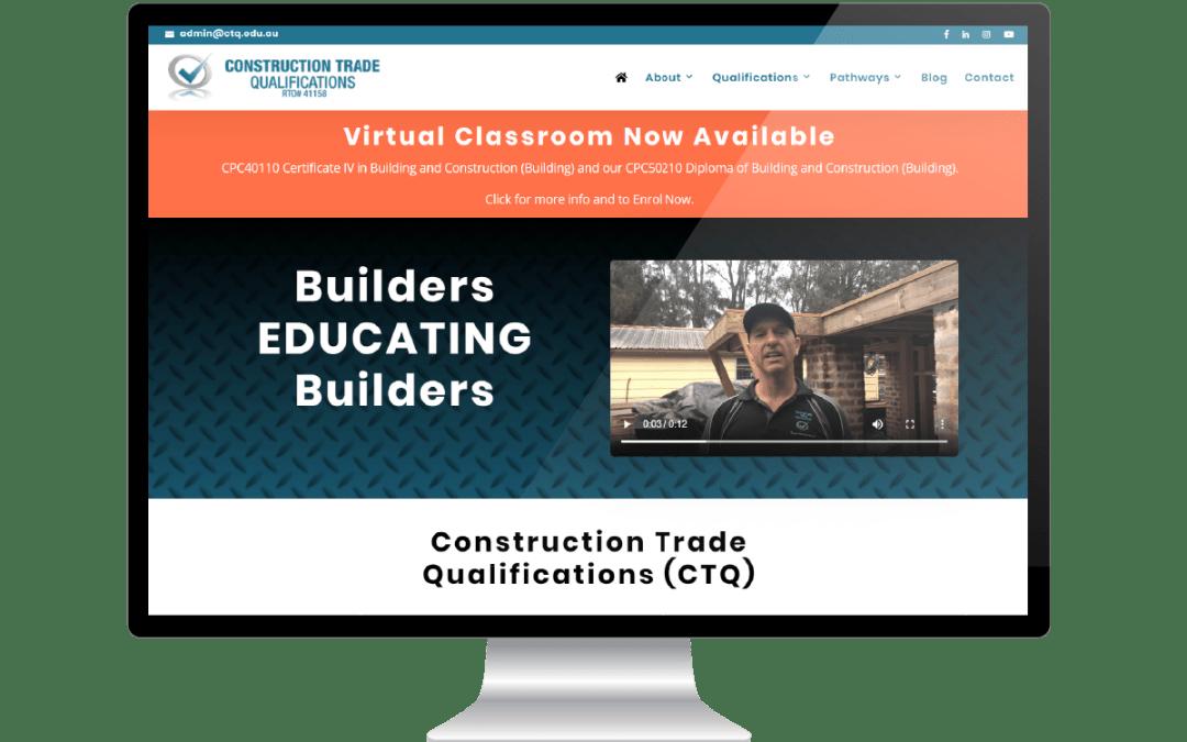 CTQ – Construction Trade Qualifications